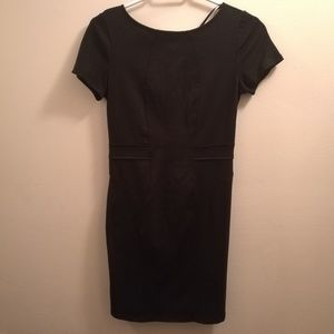 Monteau Short Sleeve Dress